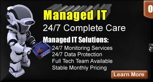 managed it services houston computer support